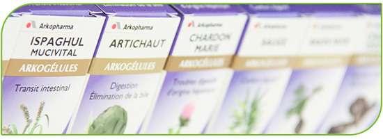 Pharmacie de Genève micro-nutrition